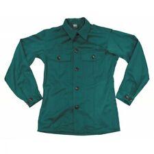 Original Öster. BH Feldbluse grün Typ 75 Bundesheer Armee Hemd Bluse neuwertig