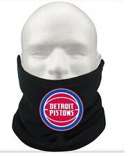 Detroit Pistons Basketball Gift Winter Thermal Fleece Scarf Snood Neck Warmer