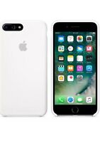 """NEW - Genuine 2016 Silicone Case for Apple iPhone 7 PLUS 5.5"""" in White"""