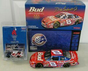 "2000  Action Dale Earnhardt jr Diecast 1:24 #8 Budweiser ""US OLYMPIC TEAM"""