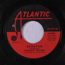 HERBIE MANN: Scratch / This Is My Beloved 45 (co) Soul