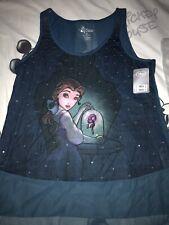 Disney Store Art Of Belle Beauty & The Beast Vest Top New Rare Ladies XL
