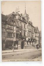67 SAVERNE , HOTEL DE VILLE ET BUREAU DE POLICE