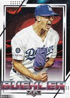 2020 TOPPS FIRE BASEBALL WALKER BUEHLER LOS ANGELES DODGERS B1999-2