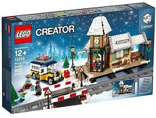 LEGO Creator Expert Winter Village Station 10259  ⛄ Brand New In The Box !! ⛄