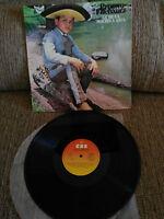 """PEDRITO FERNANDEZ LA DE LA MOCHILA AZUL LP 12"""" VINYL CBS VG/VG 1978 SPANISH EDIT"""
