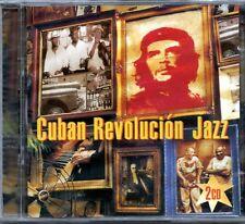 CUBAN REVOLUTION JAZZ - 2CD NUOVO SIGILLATO CHUCHO VALDES IRAKERE SANDOVAL