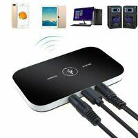Bluetooth Transmisor Recetor Emisor Música Aux Audio Adaptador TV Auricular Z177
