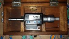 Mitutoyo Three Point Internal Micrometer 468 162 Metric 8 10 Mm Holtest