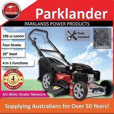 New Parklander Phantom 200 P3S650L 196 cc Self-Propelled Push Lawn Mower