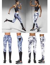 Sport Leggins Leggings Muster Radler Yoga Jogging Fitness Trend Hose