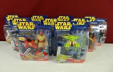 Lot of 9 New Hasbro Playskool Star Wars Jedi Force 2004 - 2005