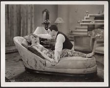 Genevieve Tobin & Lew Ayres UP FOR MURDER 1931 Vintage Orig Photo crime drama