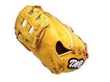 TWB Power Impact 12.5 inch Left Hand Throw Tan Baseball Softball First Base Mitt