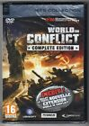WORLD IN CONFLICT COMPELTE EDITION PC NEUF