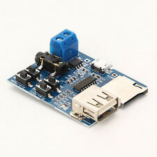 MP3 Lossless Decoder Board Decoding Player Module Comes With Amplifier
