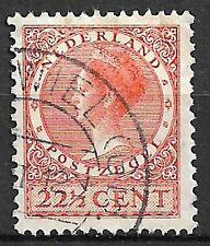 NEDERLAND; NVPH  191 gebruikt/USED