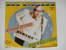 "HERMANN REUTHER -Der Eismann- 7"" 45"