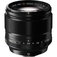 New FUJIFILM XF 56mm f/1.2 R Lens FUJI