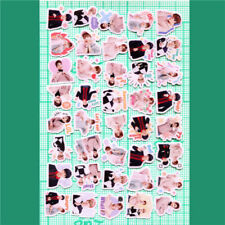 KPOP SHINee Special 2 Decal Stickers ONew KimKibum Min Ho Jonghyun 40pcs/set