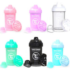Wide Neck 330ml/ 11oz. Silicone Teat Baby Bottles