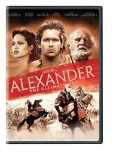 Alexander Ultimate Cut 0883929414123 With Colin Farrell DVD Region 1