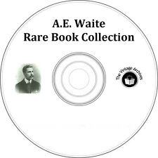 A.E. Waite Rare Book Collection on CD -   The Book of Ceremonial Magic & More