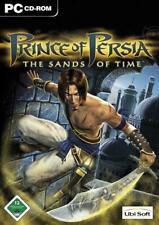 Prince of Persia: the Sands of Time [video game]