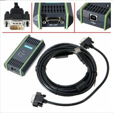 USB MPI Simatic Programming,Cable,USB,Adapter For Siemens S7 200/300/400 RS485