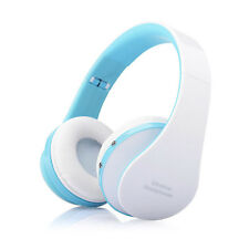 New listing Wireless Bluetooth Headphones Foldable Stereo Earphones Super Bass Headset Mic