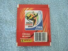 panini world cup 2010 SOUTH AFRICA 1 packet of stickers USA version