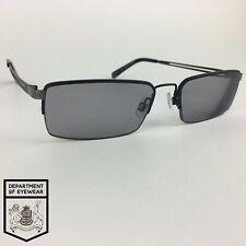 SPECSAVERS eyeglasses DARK GREY HALF RIMLESS glasses frame MOD: FLEXI 4025667042