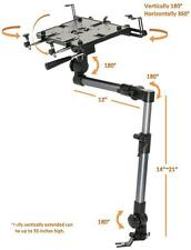 """Mobotron Heavy-Duty Vehicle Laptop Mount, Hold 10""""-17"""" Laptop, Tablet MS-526 REF"""