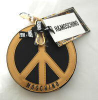 New Limited Edition H&M x Moschino Round Purse Charm Pouch