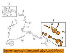 TOYOTA OEM 97-01 Camry-Power Steering Pump 4432006030