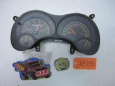 1999 99 GRAND AM SPEEDOMETER ODOMETER DASH CLUSTER GAUGE OEM USED 16211672 USED