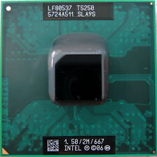 CPU Intel Dual Core DUO T5250 1.50/2M/667 SLA9S processore per Acer Aspire 5720G