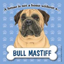 Bull Mastiff Dog Fridge Magnet Free Shipping