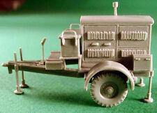 Milicast UK060 1/76 Resin WWII British 9kw Generator