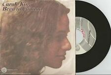 """CAROLE KING - BEEN TO CANAAN - 7"""" 45 VINYL RECORD w PICT SLV"""