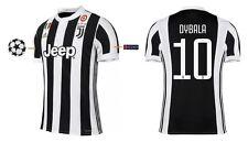 Trikot Adidas Juventus 2017-2018 Home UCL - Dybala 10 [164-XXL] Champions League