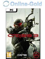Crysis 3 - Ordinateur PC EA Origin Jeu [NEUF] [EU] [FR]