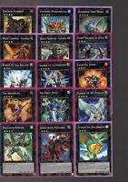 Yugioh - Battle Pack 3 BP03 Shatterfoil Rare XYZ Monsters Pick From List NEW