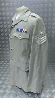 Genuine British ARMY / RAF No 6 RAF Buttons Tropical Dress Unifrom Jacket