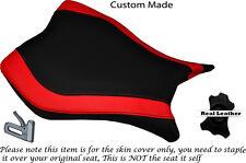 Diseño 2 Color Rojo Y Negro Custom encaja Honda Cbr 1000 Rr 13-15 delantera cubierta de asiento