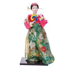 """13.4"""" korean Beauty Oriental Doll DOL7509-D1"""