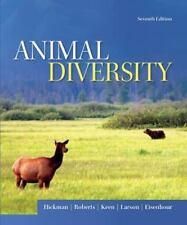 Looseleaf for Animal Diversity, Roberts, Larry S, Keen, Susan L., Larson, Allan,