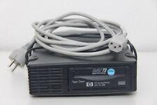 HP StorageWorks DAT 72 USB unidad + diverse dds3 dds4 dat72 cintas