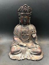 Ancient Chinese Buddha Statue