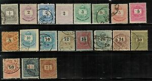 Hungary Crown of St.Stephen Issue Used/MH
